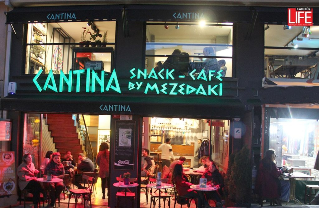 Cantina by Mezedaki
