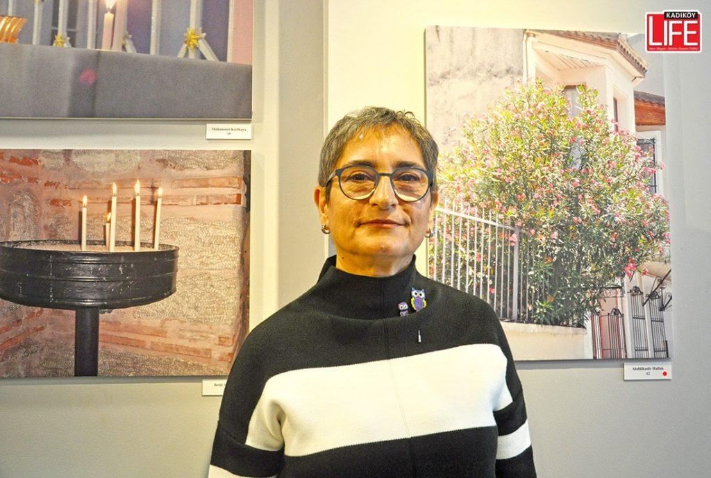 Bütün Çocuklar Bizim Derneği Yönetim Kurulu Başkanı Leyla Tekbulut