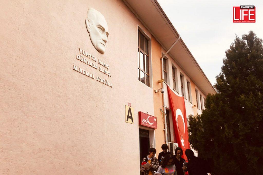 Erenköy Kız Anadolu Lisesi
