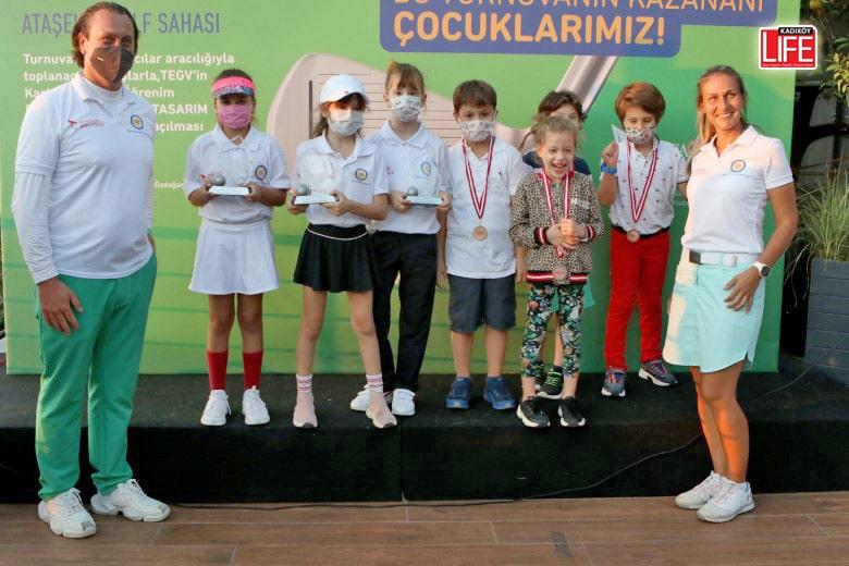 Bu turnuvanın kazananı çocuklar