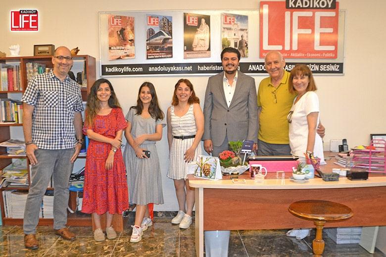 Gelecek Partisi Kadıköy İlçe Başkanı Metin Orman